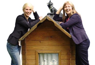 Denisé Freidhof und Mandy Schneweis - Dozenten im Bereich Immobilienwirtschaft der HSB-Akademie