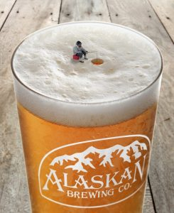 Visuelle Kommunikation: Alaskan Brewing
