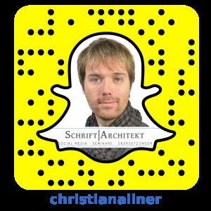 Beispiel für Snapchat-Einsatzmöglichkeiten für Unternehmen