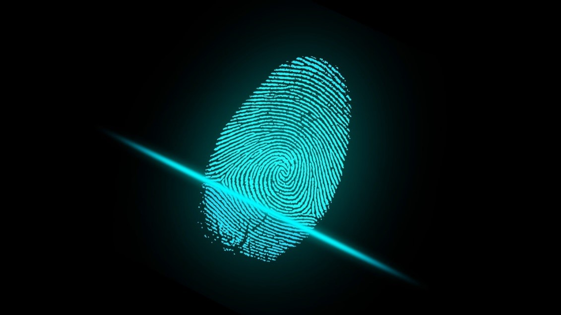 Authentifizierung Fingerabdruck
