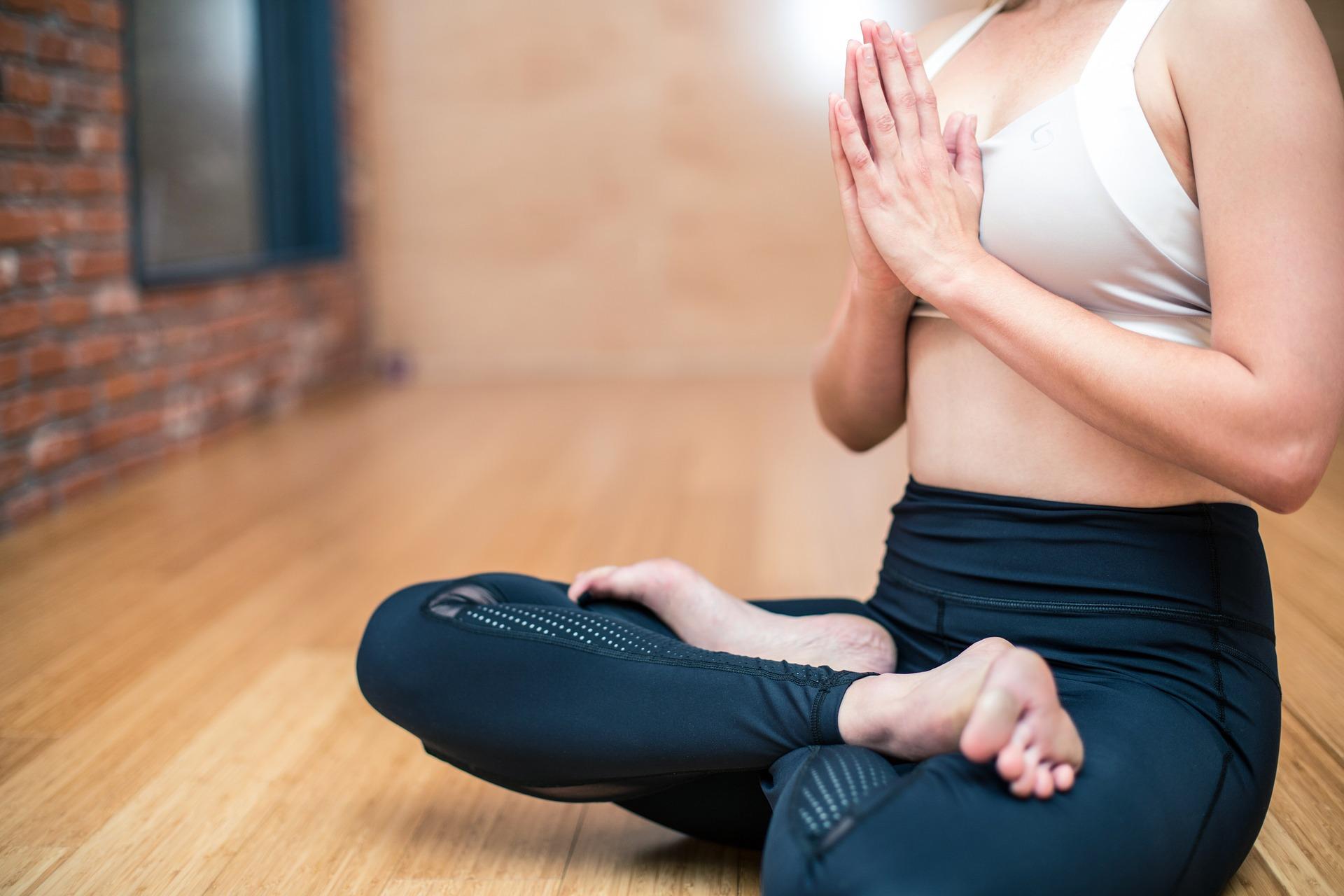 Stress - Yoga