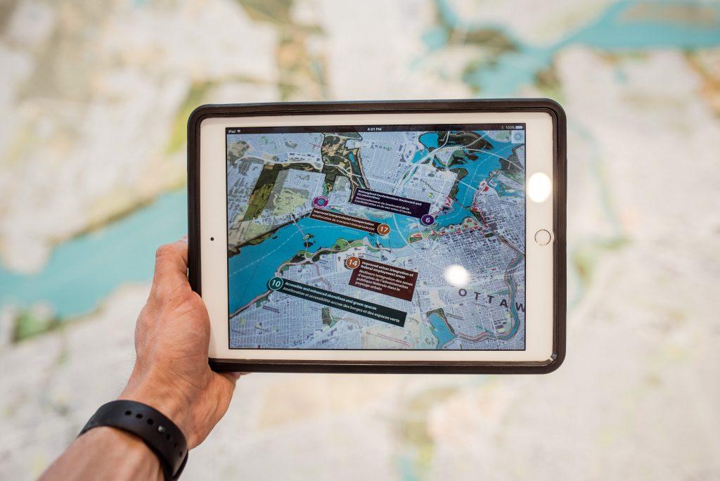 AR in der Navigation
